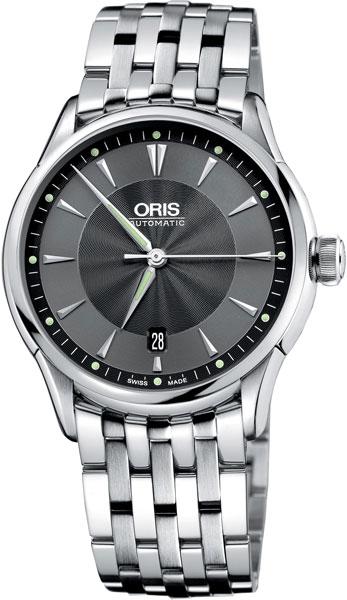Мужские часы Oris 733-7691-40-54MB мужские часы oris 585 7622 70 64ls
