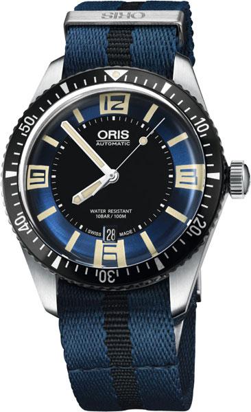 Мужские часы Oris 733-7707-40-35FC