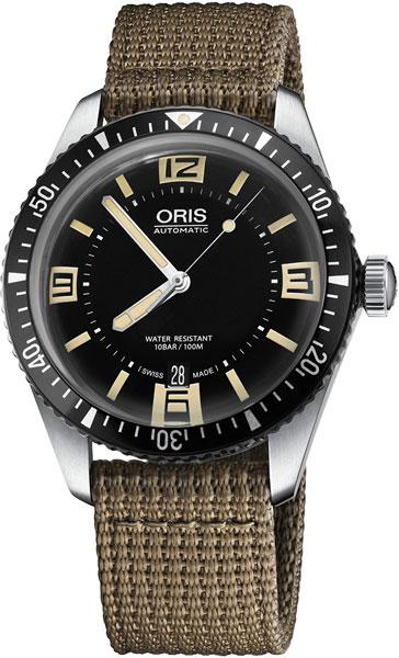 Мужские часы Oris 733-7707-40-64FC oris 581 7546 40 54 ls