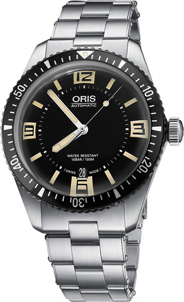 Мужские часы Oris 733-7707-40-64MB
