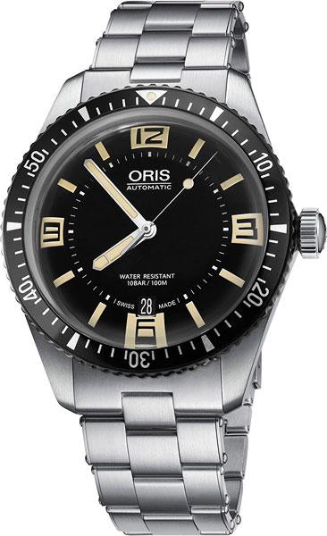 Мужские часы Oris 733-7707-40-64MB мужские часы oris 733 7594 43 35ls