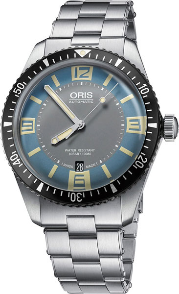 цены Мужские часы Oris 733-7707-40-65MB
