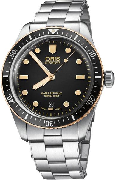 Мужские часы Oris 733-7707-43-54MB мужские часы oris 733 7594 43 35ls