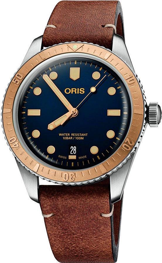 Мужские часы Oris 733-7707-43-55LS