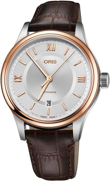 Мужские часы Oris 733-7719-43-71LS мужские часы oris 733 7594 43 35ls