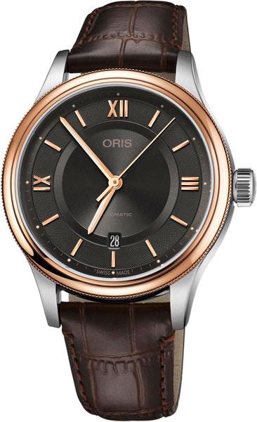 Мужские часы Oris 733-7719-43-73LS мужские часы oris 733 7594 43 35ls
