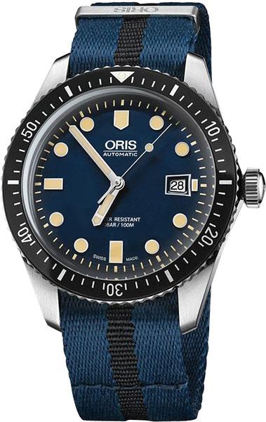 Мужские часы Oris 733-7720-40-55FC