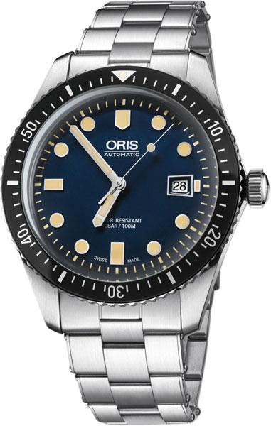 Мужские часы Oris 733-7720-40-55MB мужские часы oris 733 7707 40 35mb