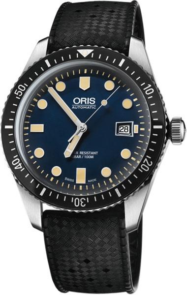 Мужские часы Oris 733-7720-40-55RS