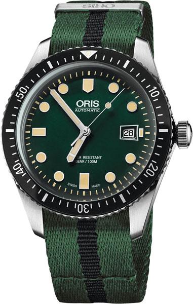 Мужские часы Oris 733-7720-40-57FC