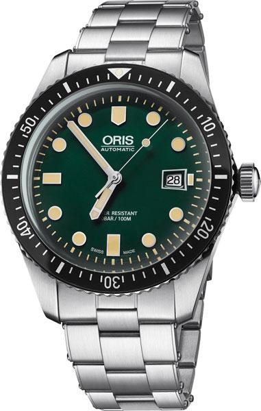 Мужские часы Oris 733-7720-40-57MB