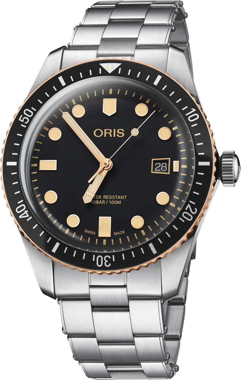 Мужские часы Oris 733-7720-43-54MB