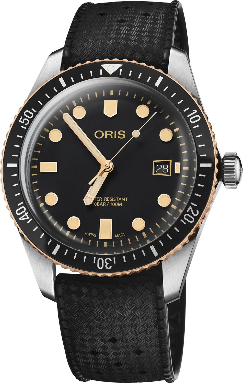Мужские часы Oris 733-7720-43-54RS