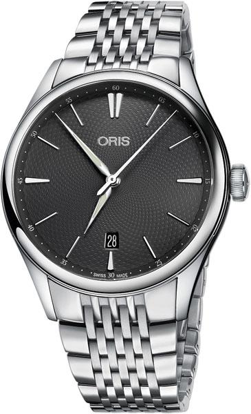 Мужские часы Oris 733-7721-40-53MB мужские часы oris 733 7594 43 35ls