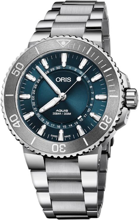 Мужские часы Oris 733-7730-41-25MB мужские часы oris 733 7594 43 31ls