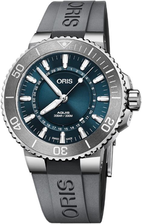Мужские часы Oris 733-7730-41-25RS мужские часы oris 733 7653 41 83 set rs ucenka