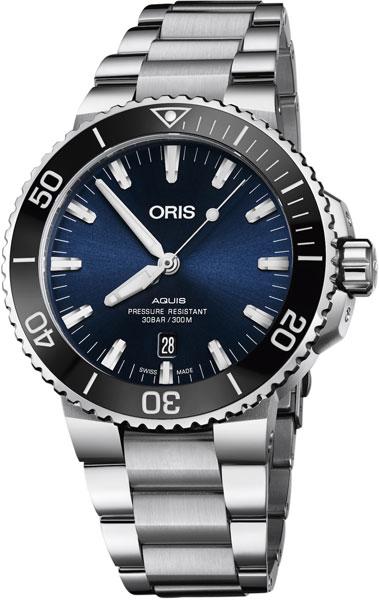 Мужские часы Oris 733-7730-41-35MB мужские часы oris 733 7730 41 54rs