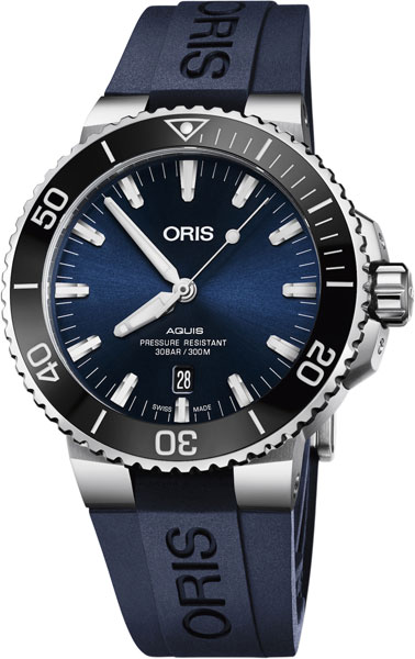 Мужские часы Oris 733-7730-41-35RS