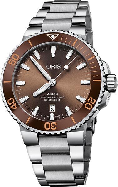 Мужские часы Oris 733-7730-41-52MB мужские часы oris 733 7682 71 54mb
