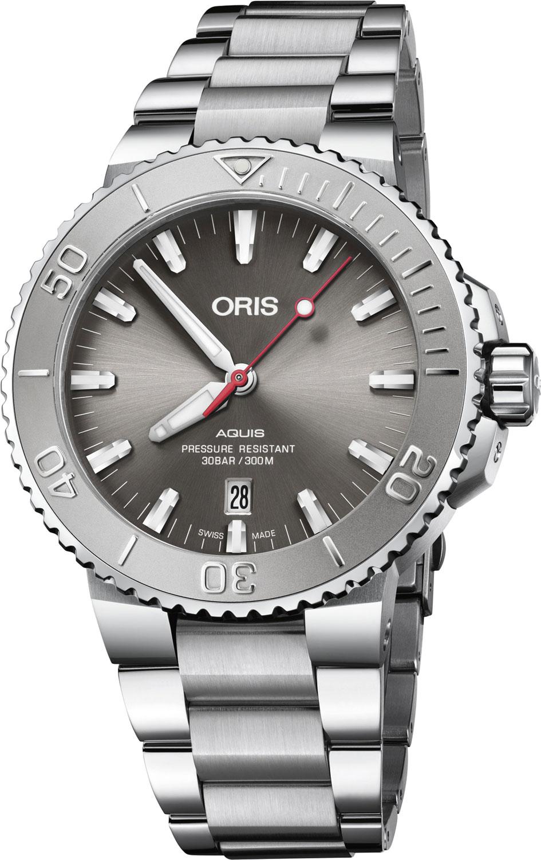 Мужские часы Oris 733-7730-41-53MB мужские часы oris 674 7655 72 53mb