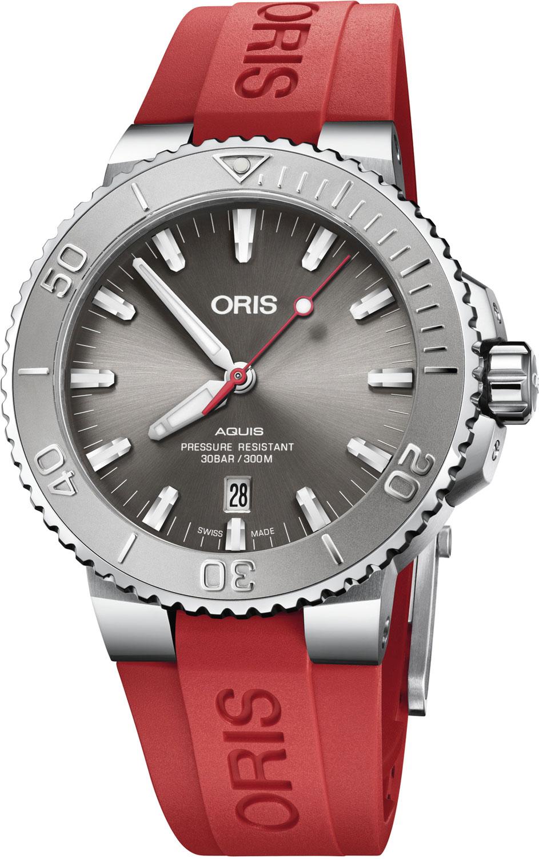 Мужские часы Oris 733-7730-41-53RS