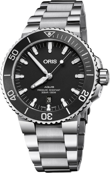 Мужские часы Oris 733-7730-41-54MB мужские часы oris 733 7730 41 54rs