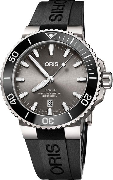 Мужские часы Oris 733-7730-71-53RS мужские часы oris 743 7664 71 54mb