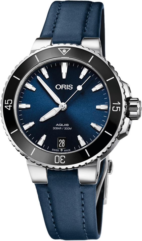 Женские часы Oris 733-7731-41-35FC oris 643 7636 71 91 rs