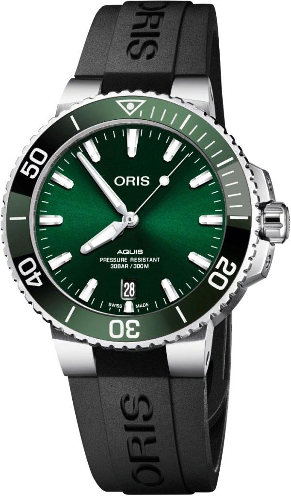 Мужские часы Oris 733-7732-41-57RS