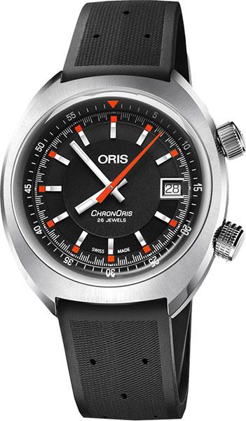 Мужские часы Oris 733-7737-40-54RS мужские часы oris 582 7689 40 54mb