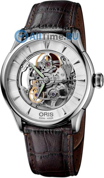 Мужские часы Oris 734-7670-40-51LS