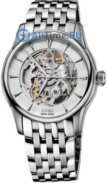 Мужские часы Oris 734-7670-40-51MB женские часы oris 734 7670 40 19ls
