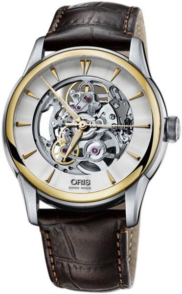 Мужские часы Oris 734-7670-43-51LS