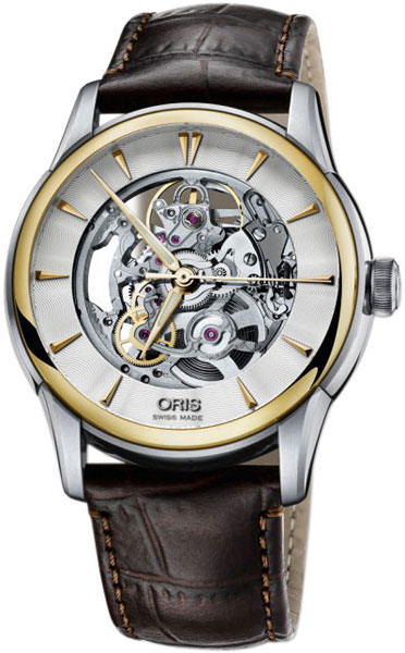 Мужские часы Oris 734-7670-43-51LS мужские часы oris 734 7714 40 54mb