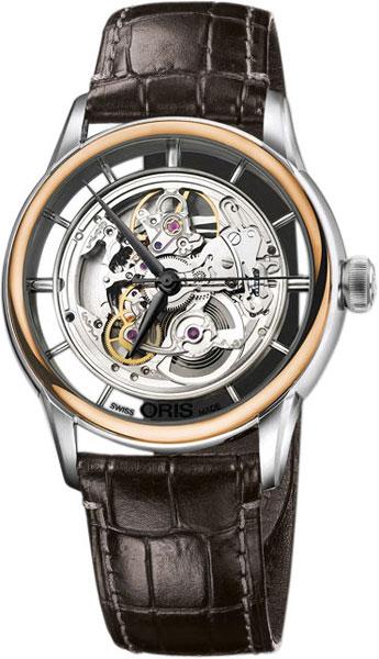Мужские часы Oris 734-7684-63-51LS oris 658