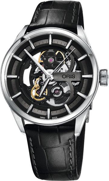 Мужские часы Oris 734-7714-40-54LS мужские часы oris 734 7714 40 54mb