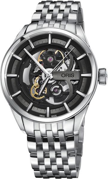 Мужские часы Oris 734-7714-40-54MB мужские часы oris 582 7689 40 54mb
