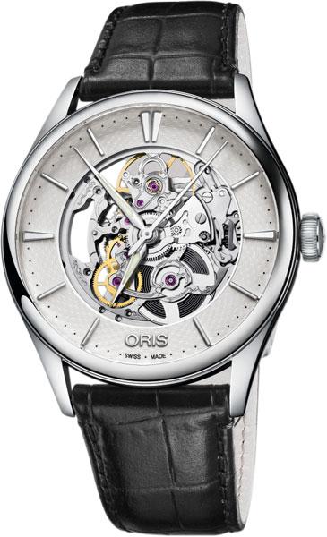 Мужские часы Oris 734-7721-40-51LS мужские часы oris 734 7714 40 54mb