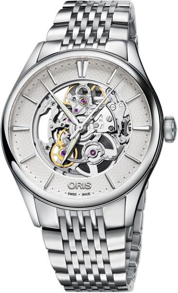 Мужские часы Oris 734-7721-40-51MB женские часы oris 734 7670 40 19ls