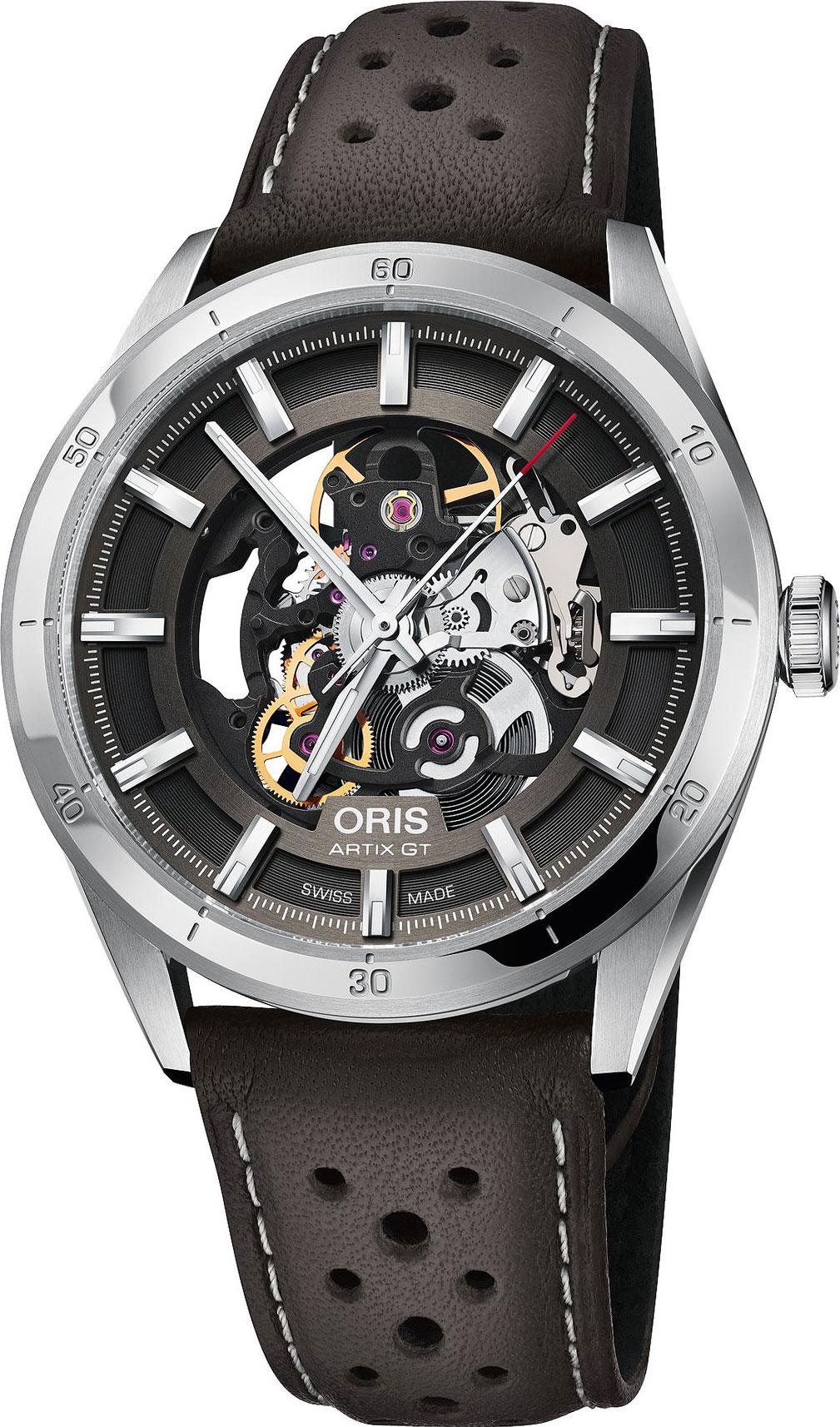Мужские часы Oris 734-7751-41-33LS