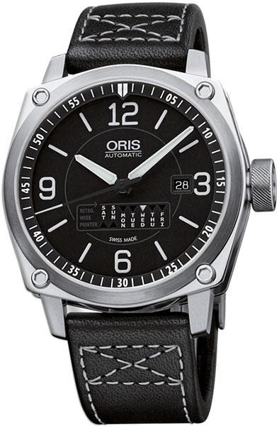 Мужские часы Oris 735-7617-41-64LS мужские часы oris 755 7691 40 54mb