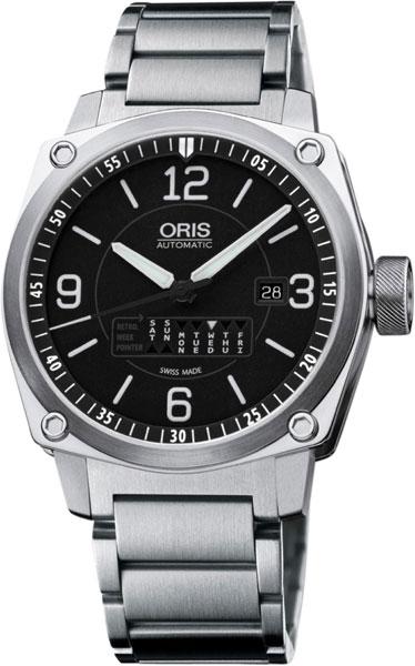 Мужские часы Oris 735-7617-41-64MB oris 643 7636 71 91 rs
