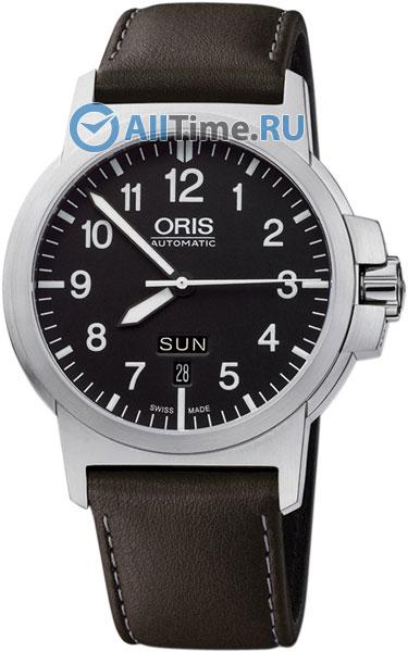 Мужские часы Oris 735-7641-41-64LS мужские часы oris 585 7622 70 64ls