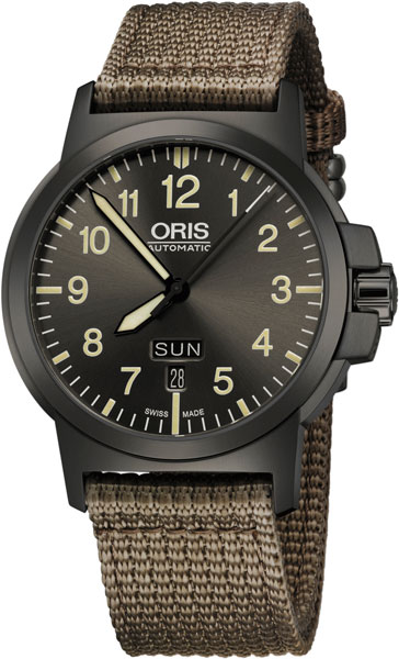Мужские часы Oris 735-7641-42-63FC