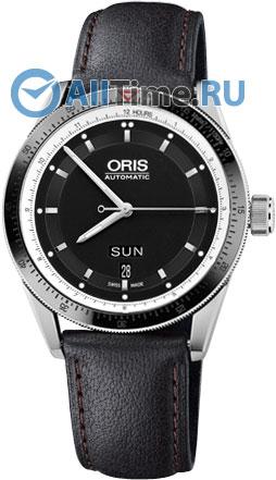 Мужские часы Oris 735-7662-41-54LS
