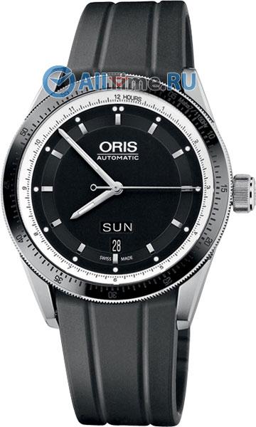 Мужские часы Oris 735-7662-41-54RS мужские часы oris 733 7730 41 54rs