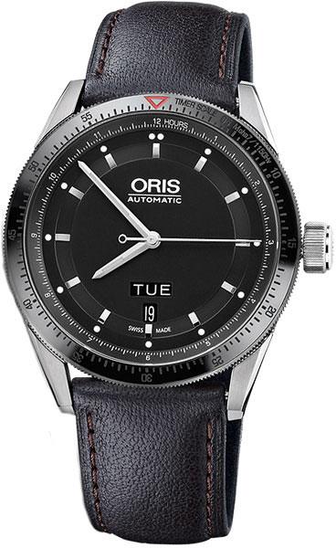 Мужские часы Oris 735-7662-44-34LS