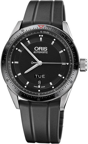 Мужские часы Oris 735-7662-44-34RS