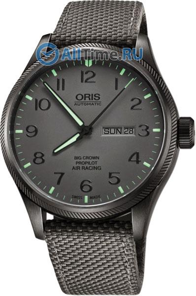 Мужские часы Oris 735-7698-47-83-set
