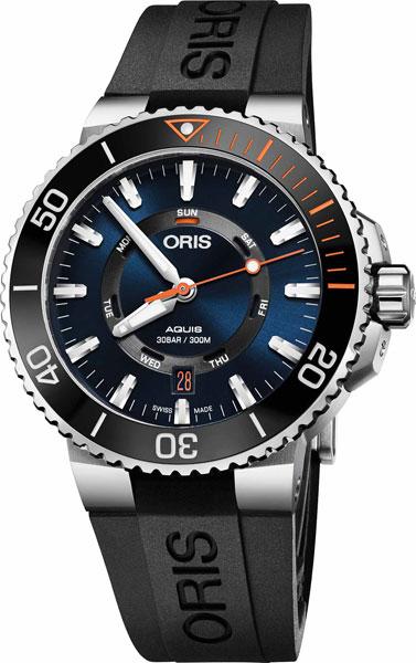 Мужские часы Oris 735-7734-41-85RS мужские часы oris 643 7654 71 85rs